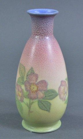 Rookwood Kataro Shirayamadani Floral Vase - 2