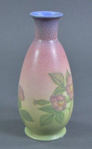 Rookwood Kataro Shirayamadani Floral Vase - 3
