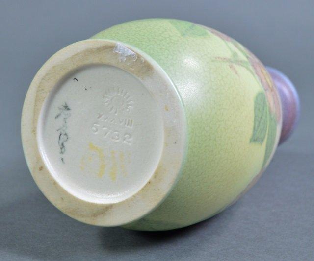 Rookwood Kataro Shirayamadani Floral Vase - 4
