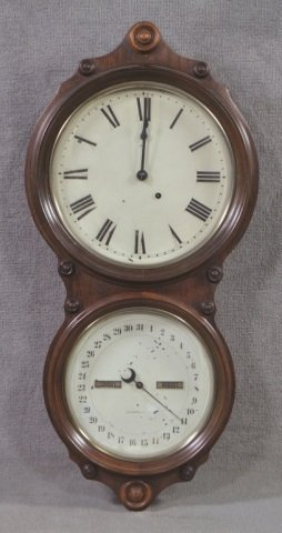 Seth Thomas Calendar Clock