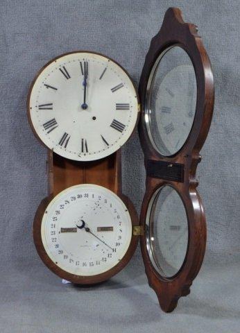 Seth Thomas Calendar Clock - 2
