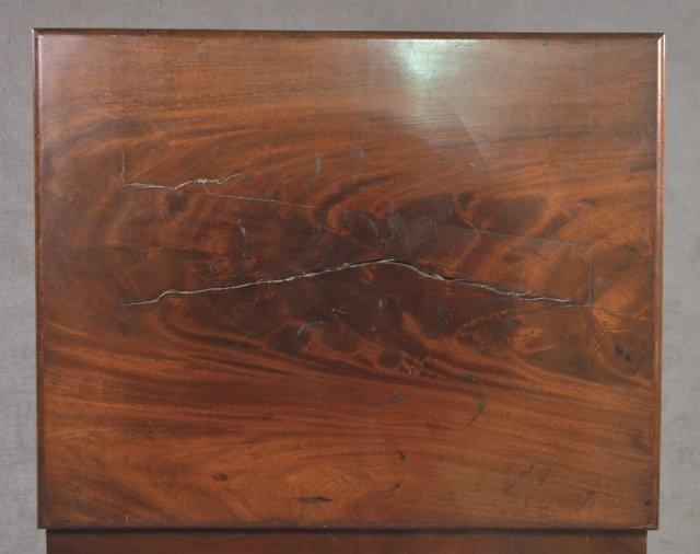 Mahogany Classical Style Writing Desk - 7