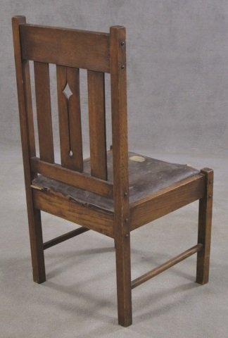 Set of Five Stickley Bros. Co. Chairs - 8
