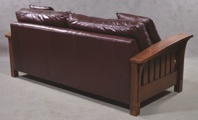 Stickley Bow-Arm Sofa - 3