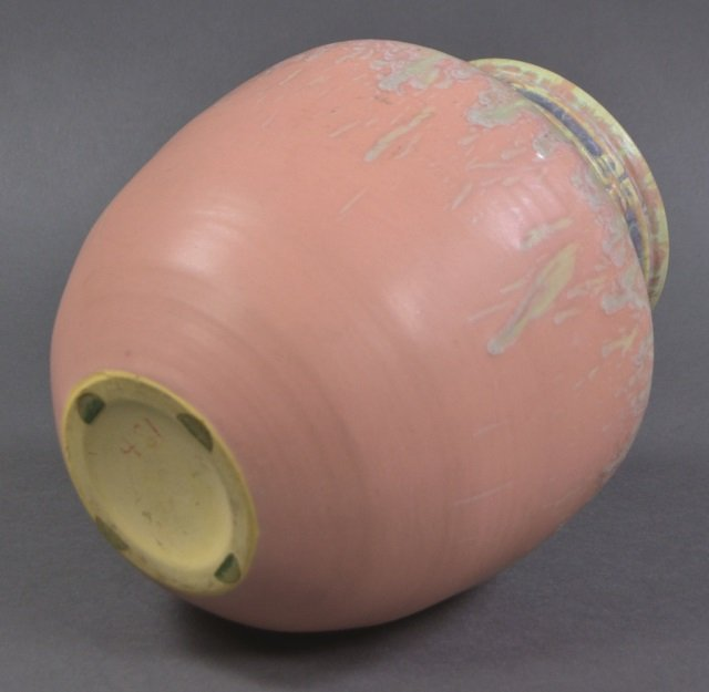 Roseville Imperial II Vase - 3