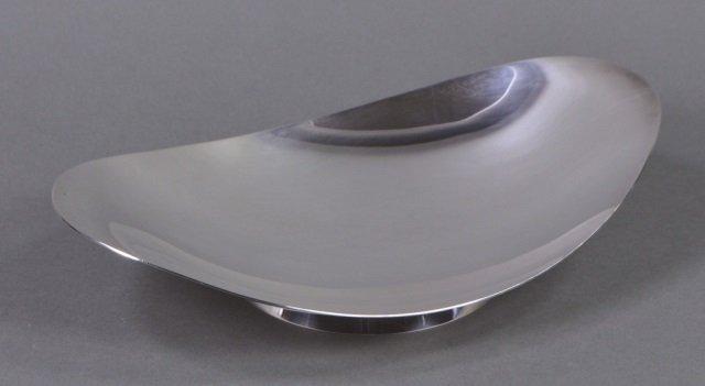 Tiffany Sterling Modernist Bowl