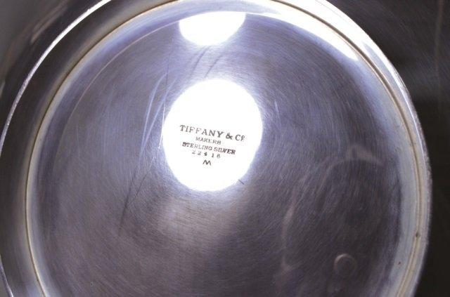 Tiffany Sterling Modernist Bowl - 2