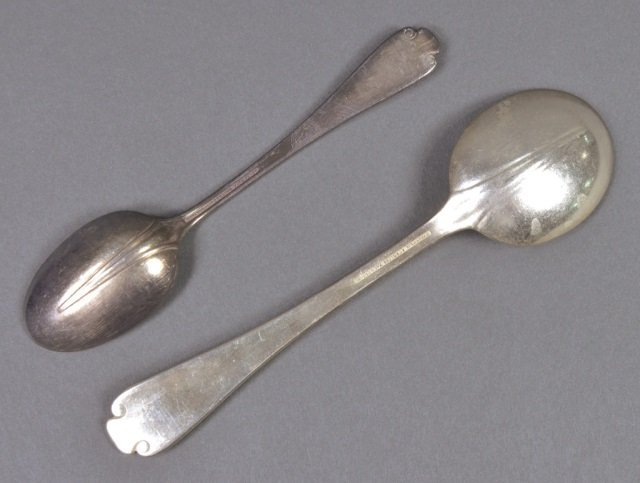 Group of Sterling Flatware - 10