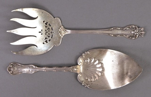 Group of Sterling Flatware - 2
