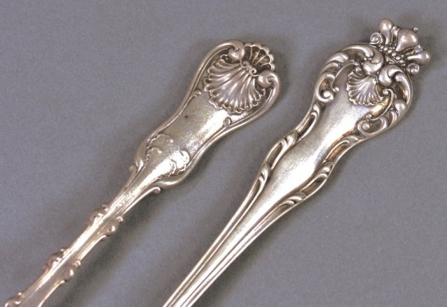 Group of Sterling Flatware - 3