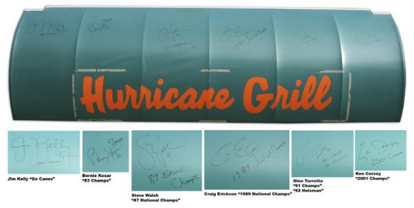 3: Hurricane Grill Concession Canopy