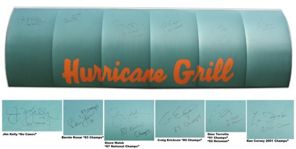 5: Hurricane Grill Concession Canopy