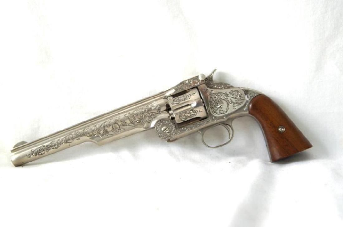 Wyatt Earp commem. 44 Schofield Franklin Mint