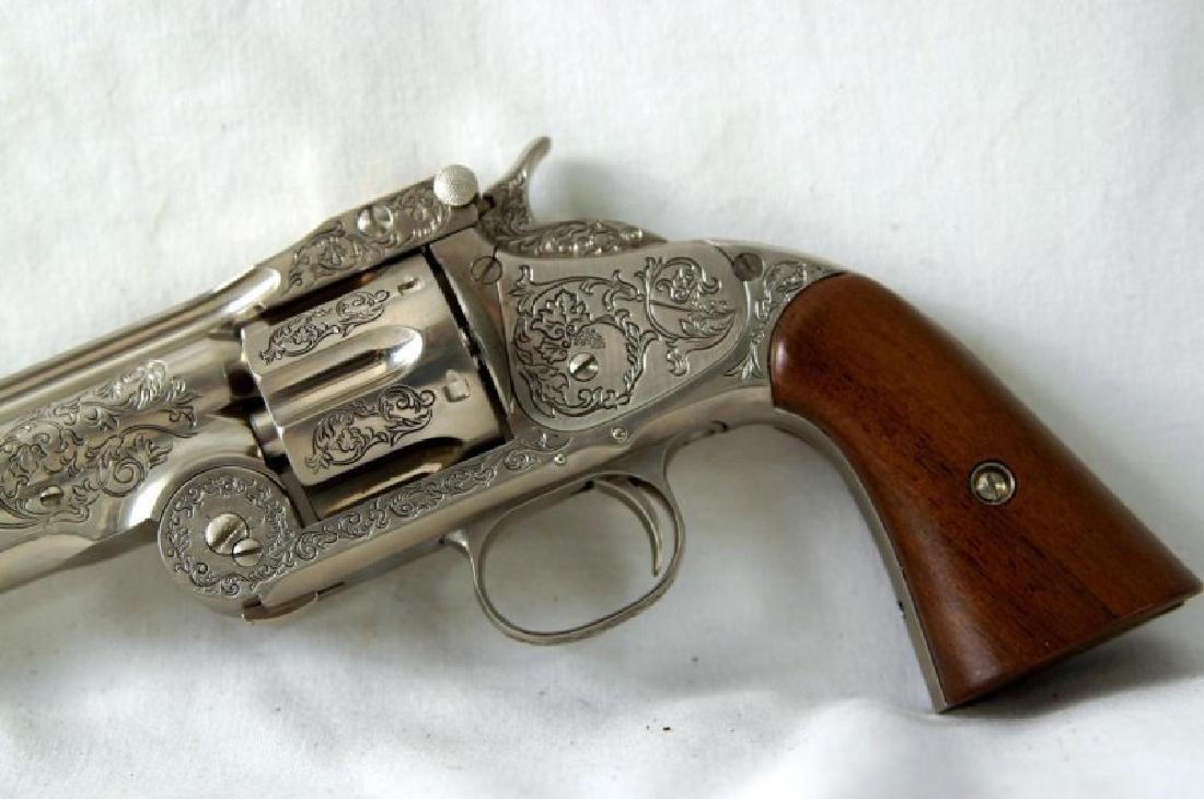 Wyatt Earp commem. 44 Schofield Franklin Mint - 5