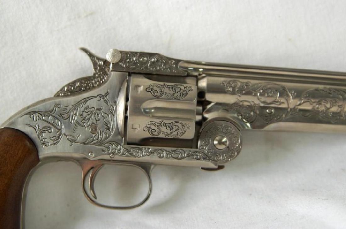 Wyatt Earp commem. 44 Schofield Franklin Mint - 7