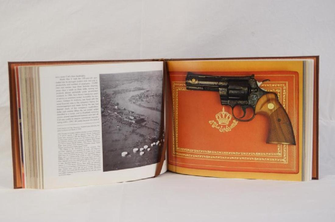 """The Colt Heritage"" book Signed limited edition"