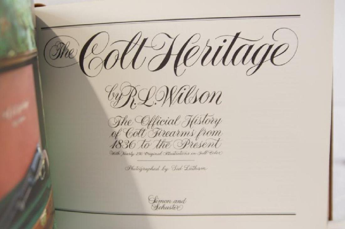 """The Colt Heritage"" book Signed limited edition - 6"