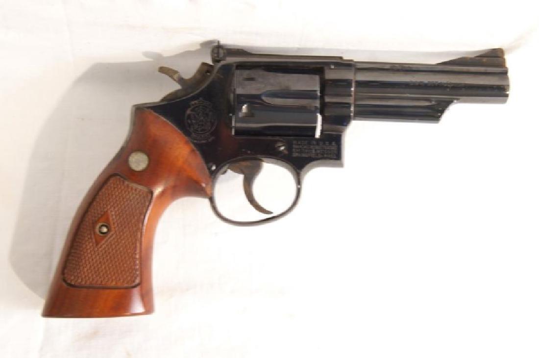 Vintage Smith & Wesson .357 Magnum K712974