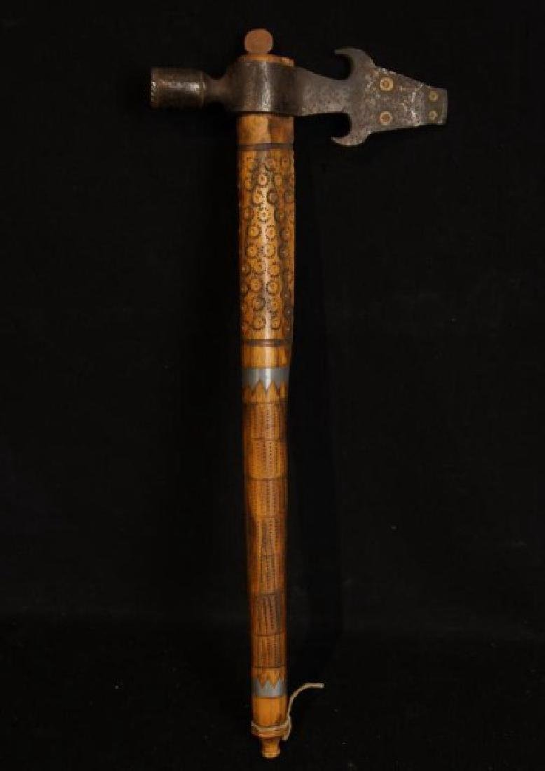 Plains Indian tomahawk - 9
