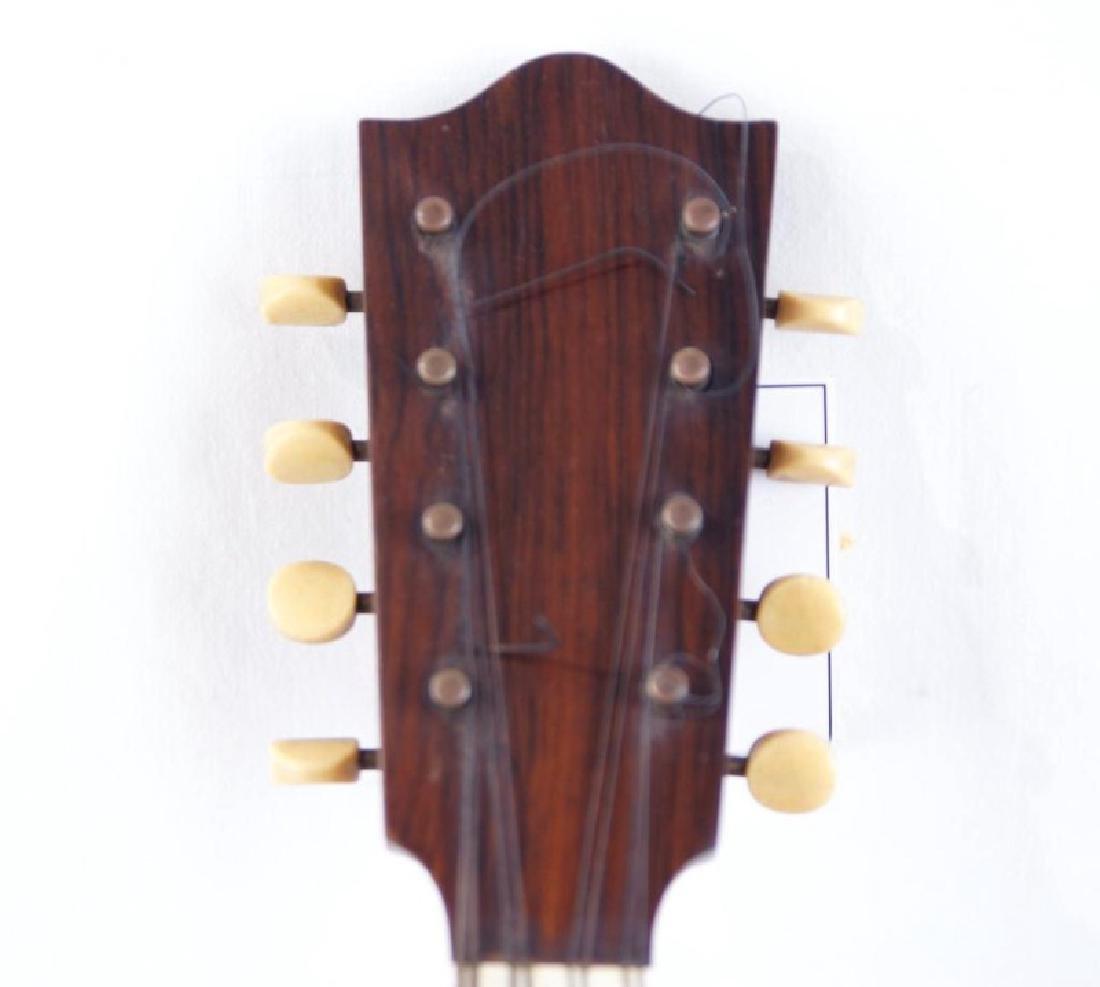 Vintage 8-String Mandolin - Bowl back - 3