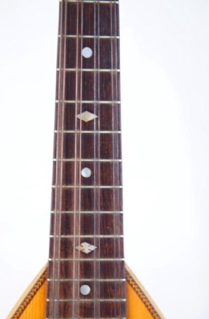 Vintage 8-String Mandolin - Bowl back - 4