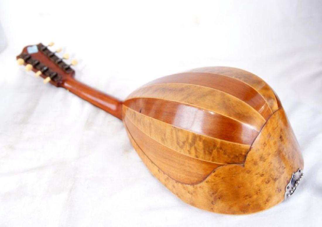 Vintage 8-String Mandolin - Bowl back - 5
