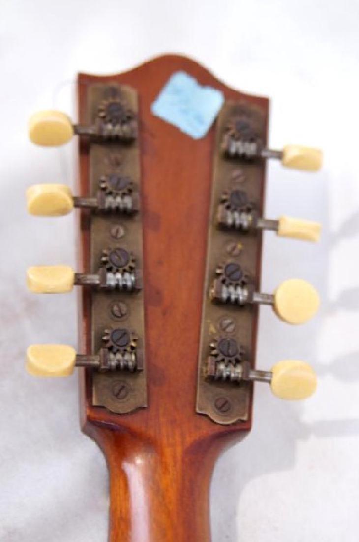 Vintage 8-String Mandolin - Bowl back - 7
