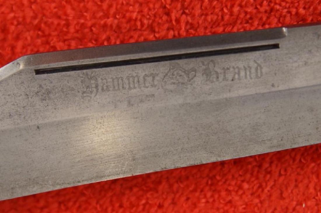 Antique Folding Knives sampler in case S - 8