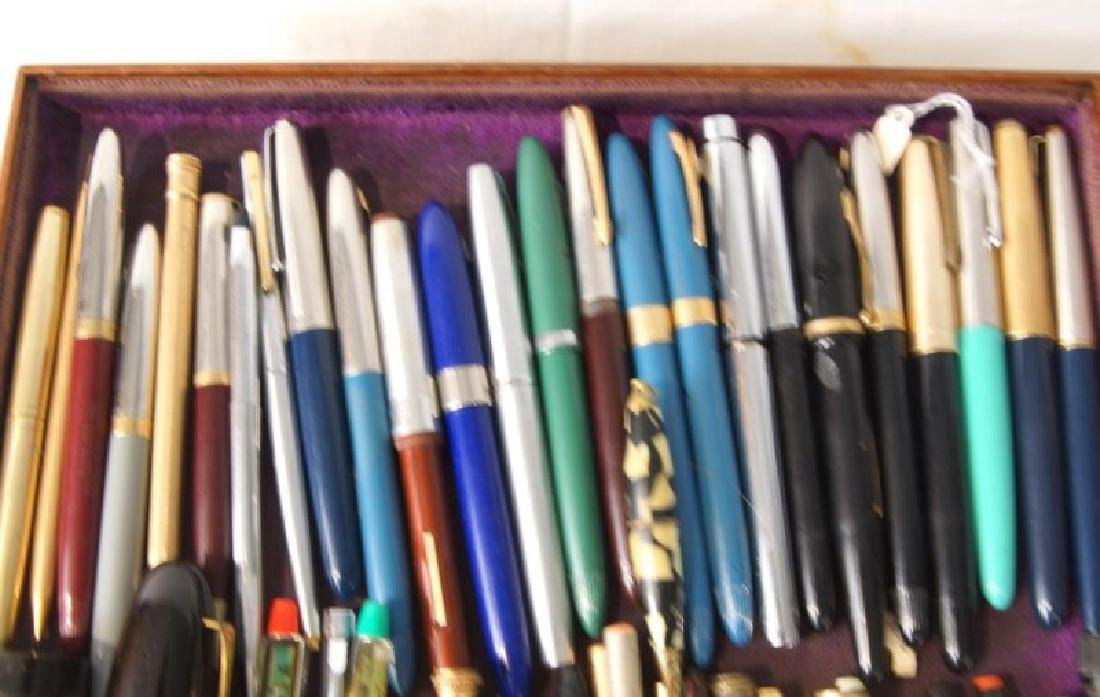 Vintage fountain pens and pencils - 2