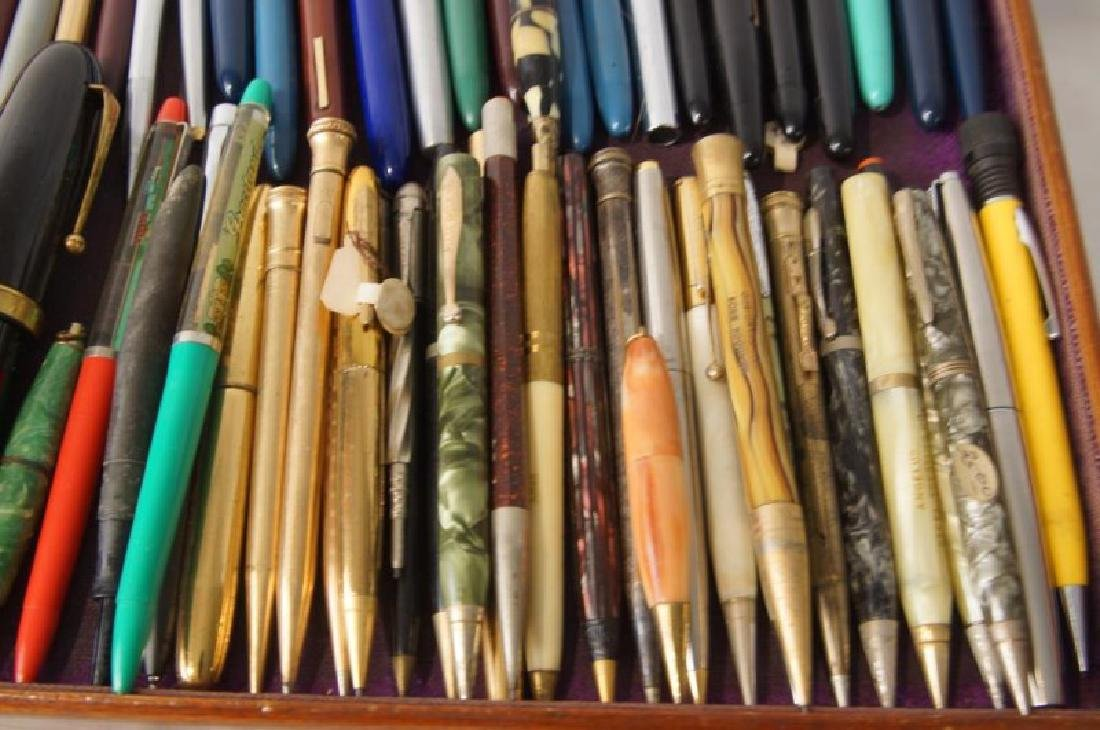 Vintage fountain pens and pencils - 4