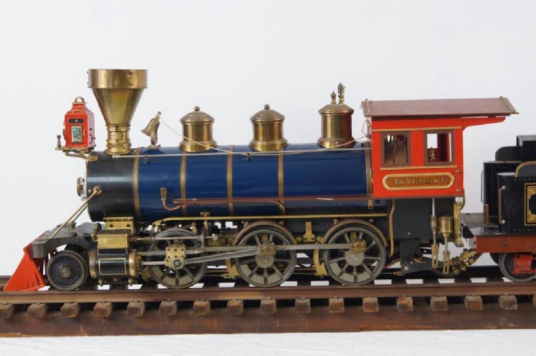 Live Steam OS 2-6-0 Porter locomotive - 2