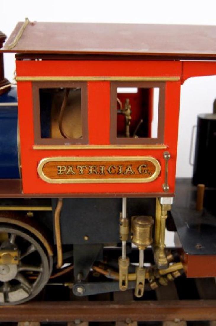 Live Steam OS 2-6-0 Porter locomotive - 4