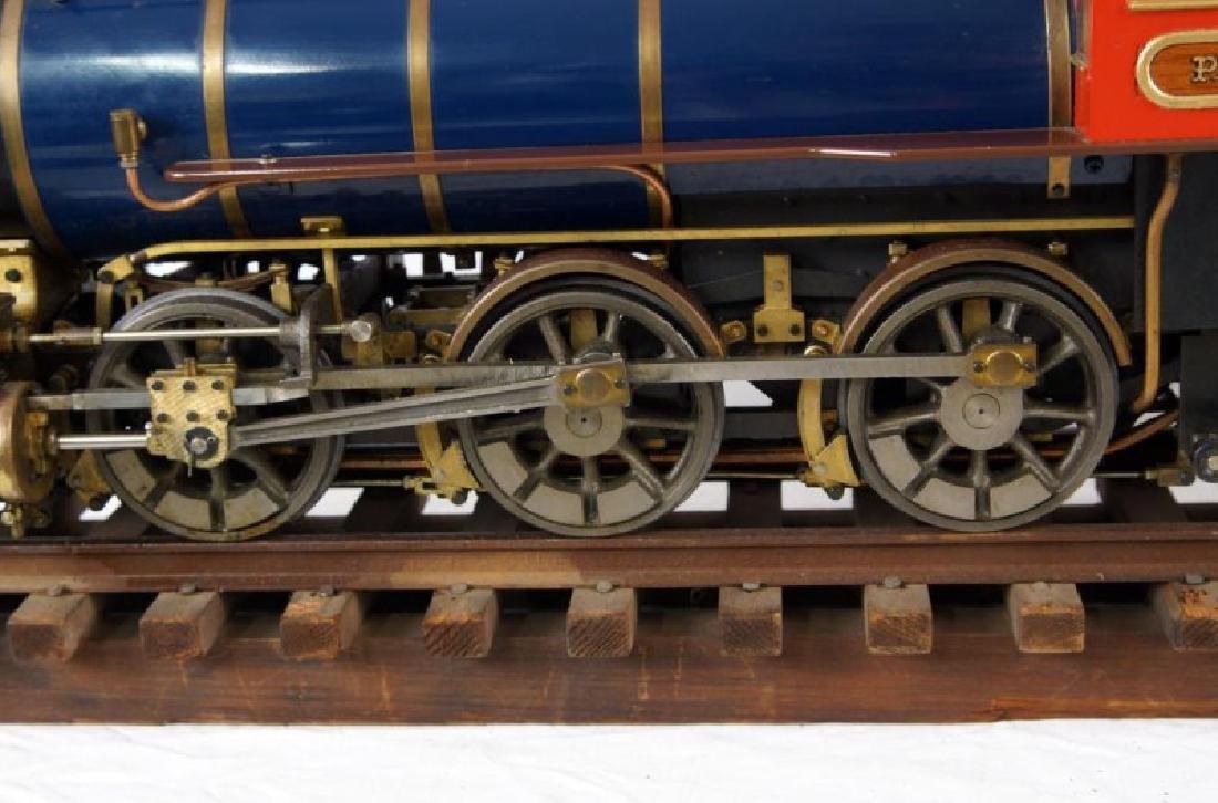 Live Steam OS 2-6-0 Porter locomotive - 5