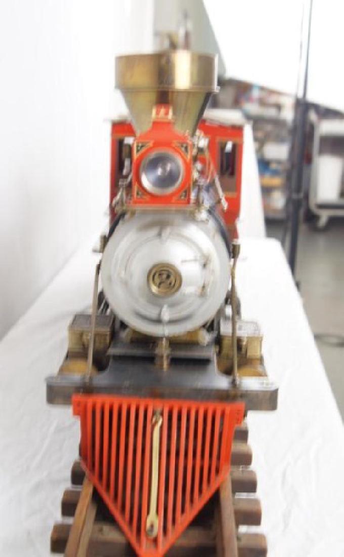 Live Steam OS 2-6-0 Porter locomotive - 8