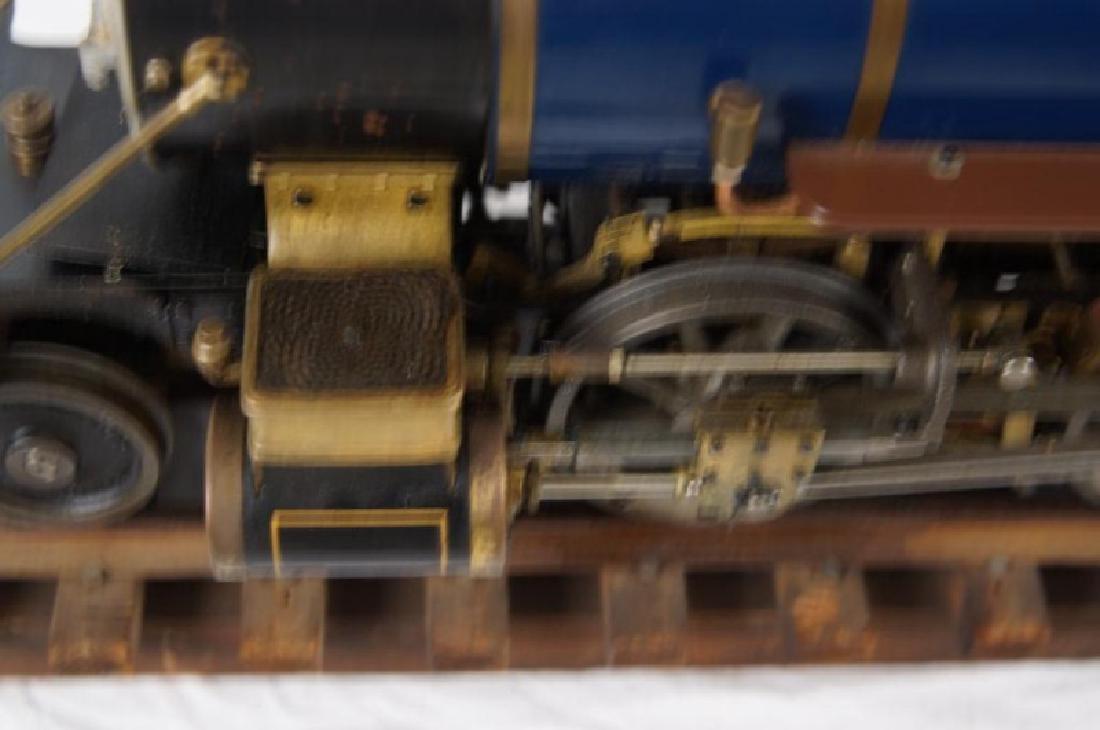 Live Steam OS 2-6-0 Porter locomotive - 9