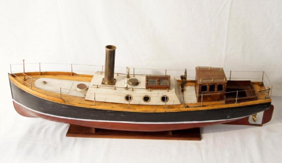 Steam working Ship model - 2
