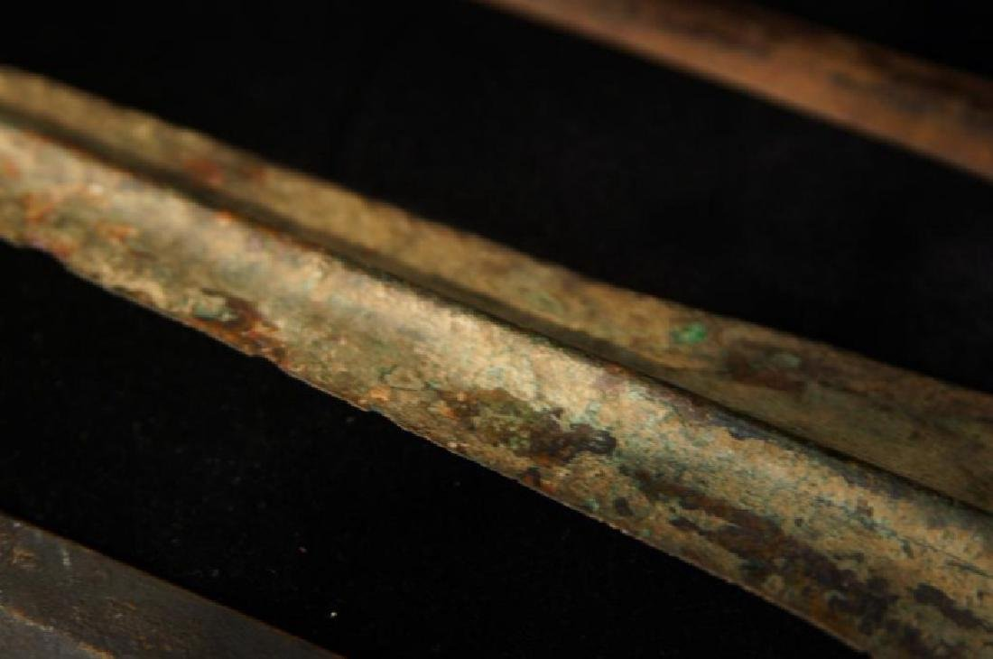 3 Spear Heads from Antiquity - 3