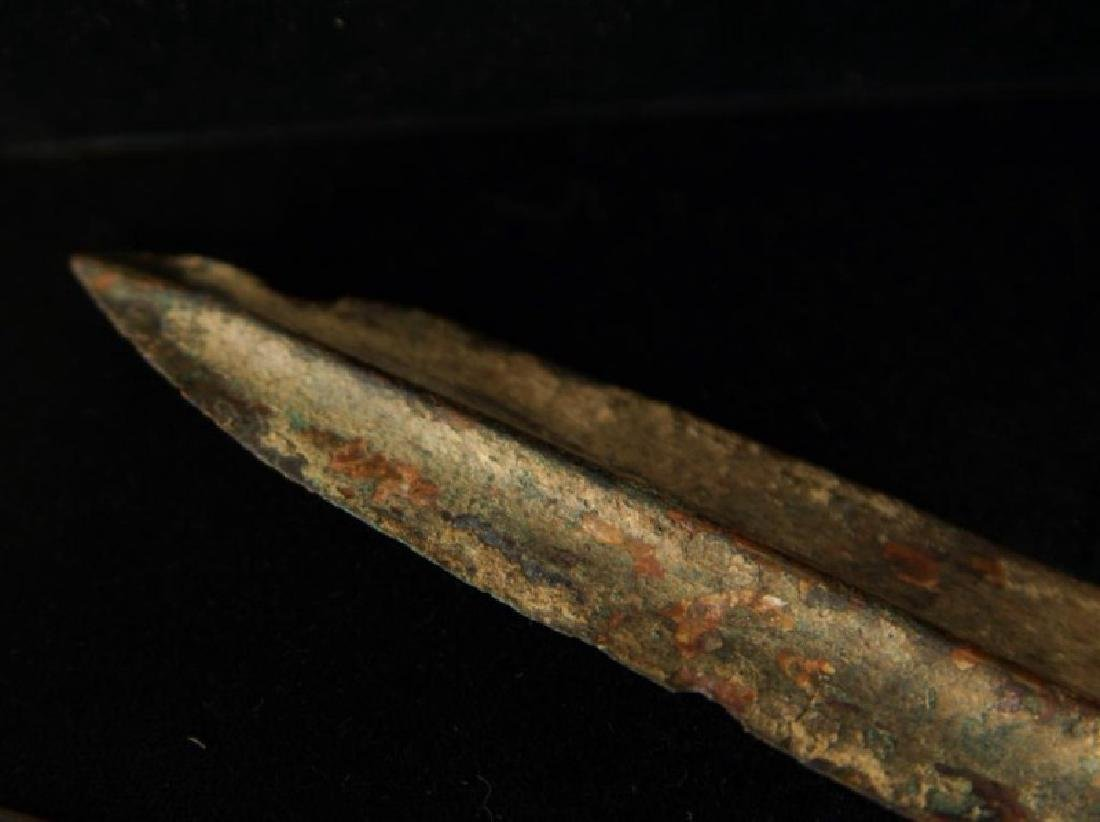 3 Spear Heads from Antiquity - 4