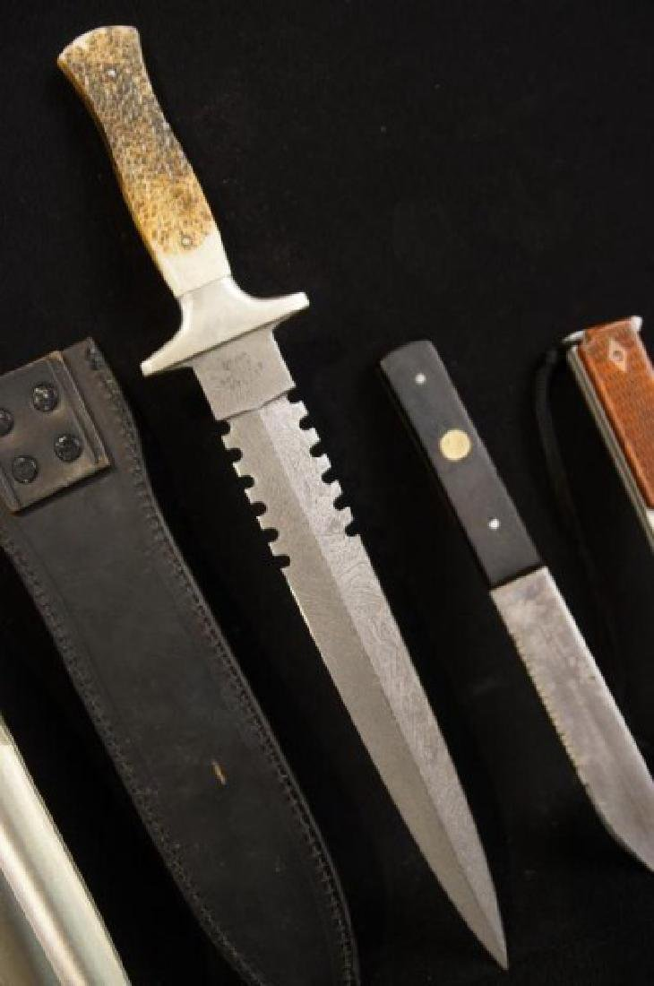Collection of Four Modern Knives - 4