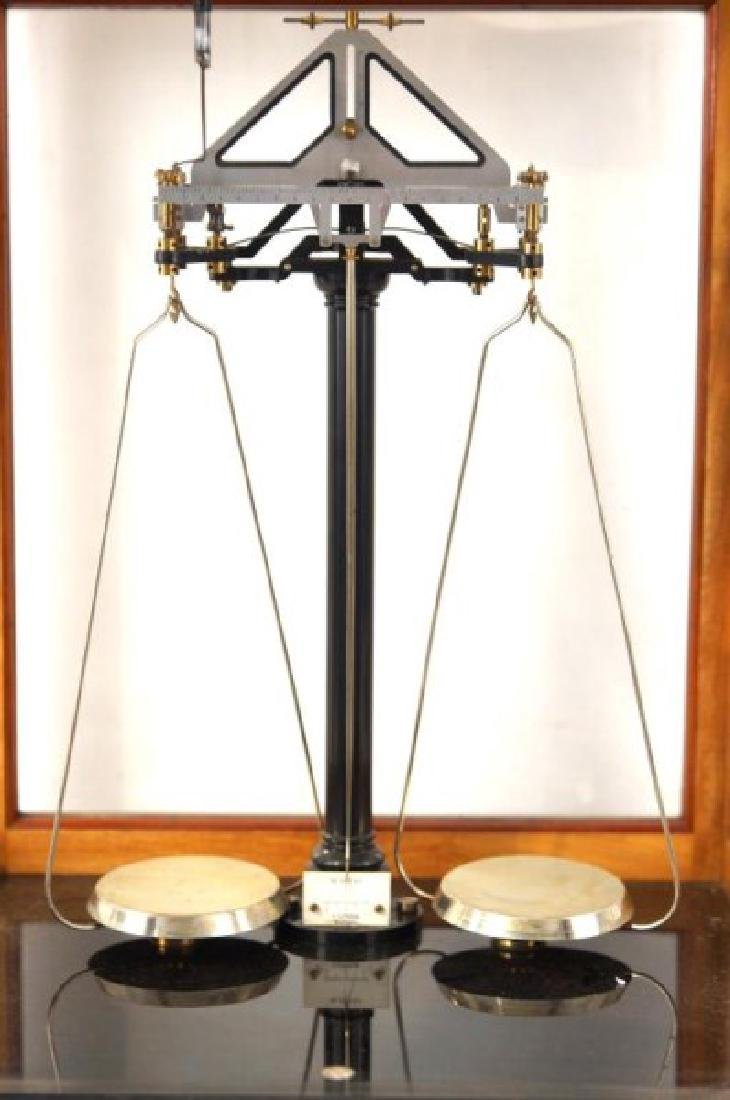 Antique Apothecary scale - 5