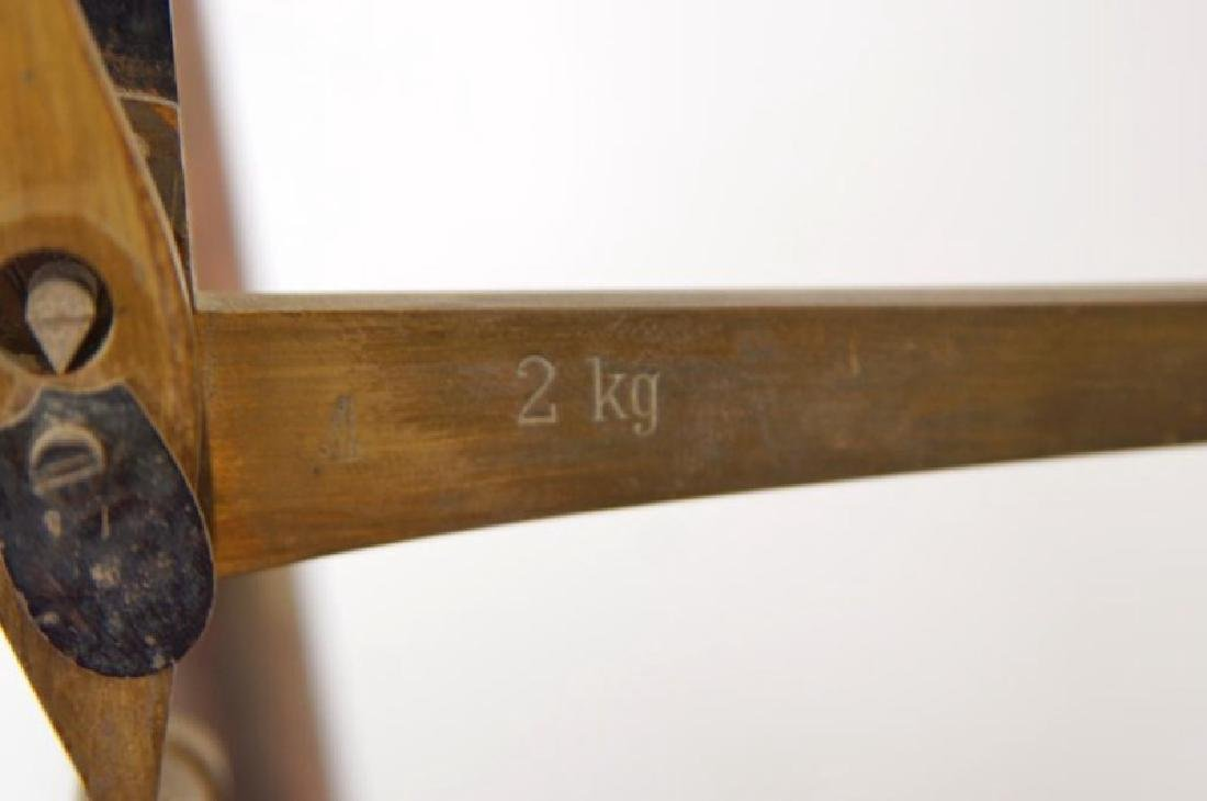 Antique Cylinder scale - 7