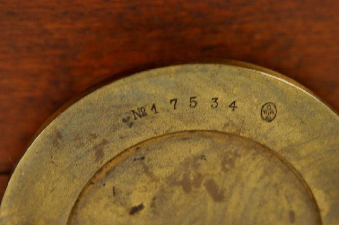 Antique Cylinder scale - 9