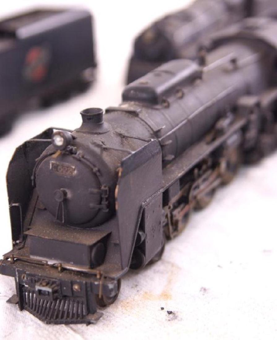Lionel & American Flyer locomotive and tenders - 10