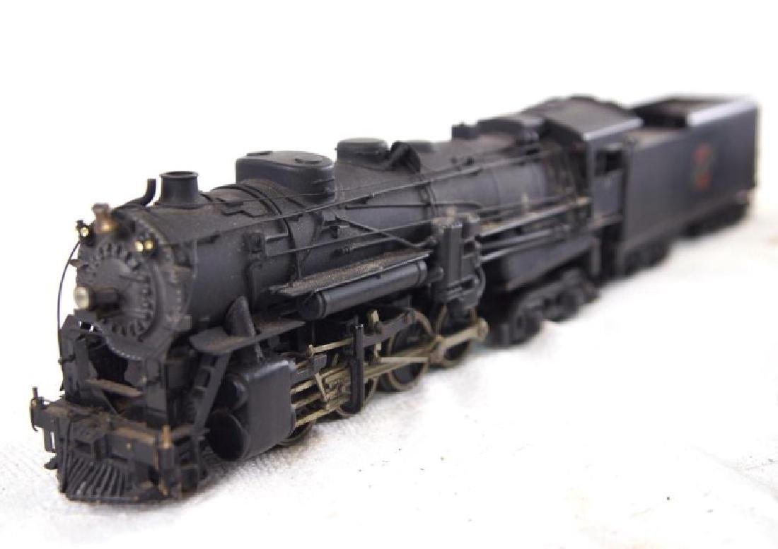 Lionel & American Flyer locomotive and tenders - 4