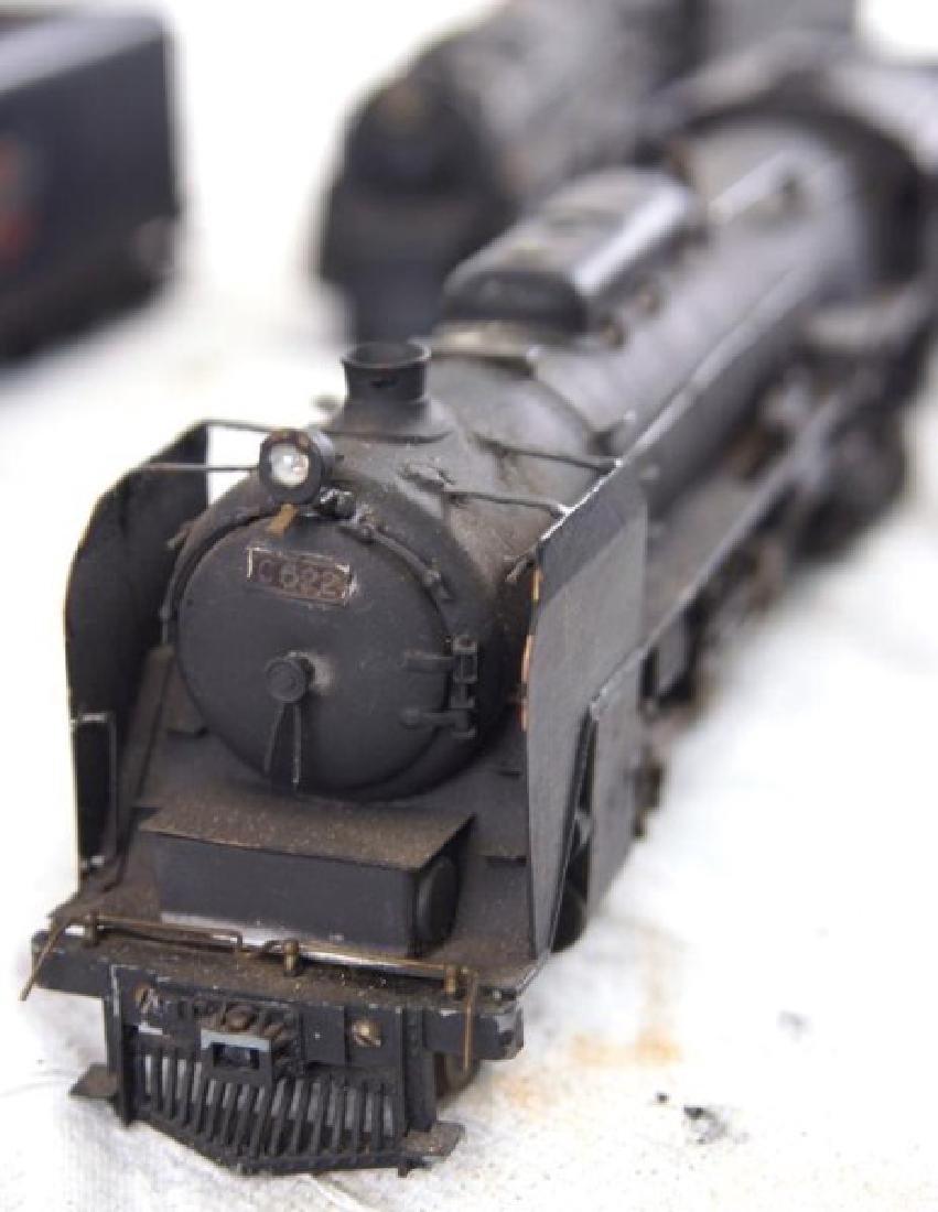 Lionel & American Flyer locomotive and tenders - 9