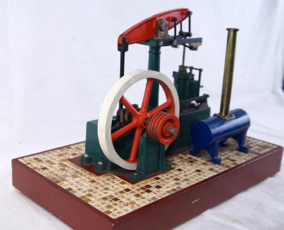 Steam Engine - 3
