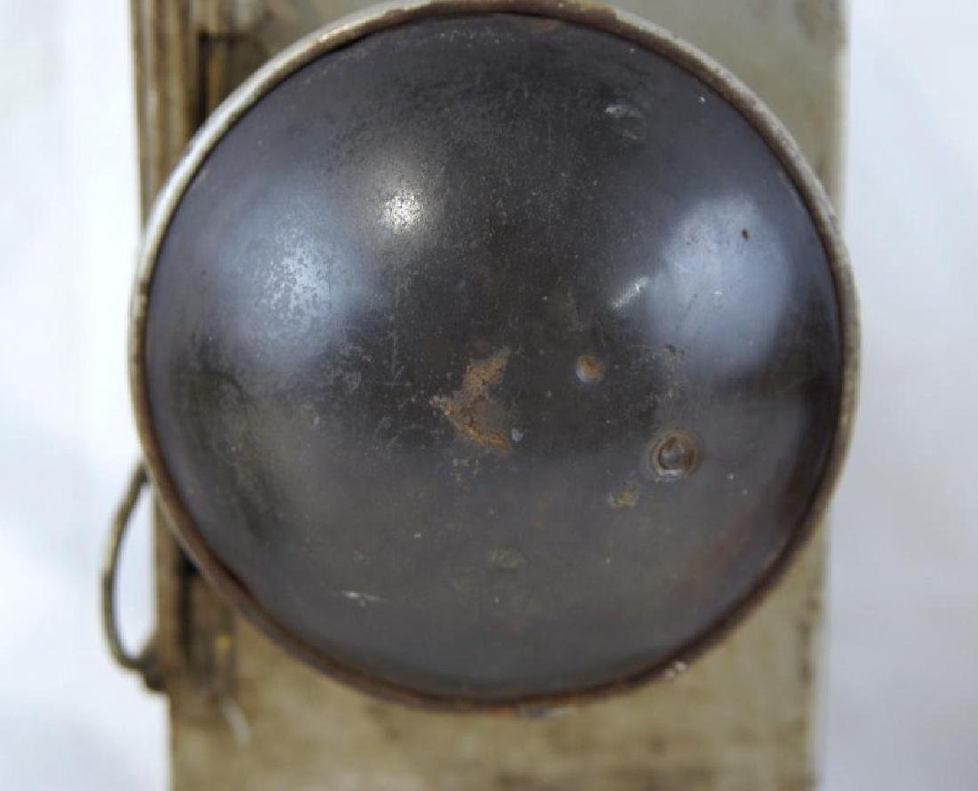 2 Antique Rail Raod Lanterns - 6