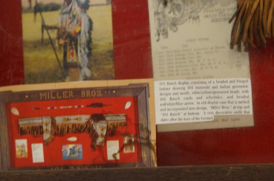 Miller Bros. 101 Ranch Native Am. presentation - 2