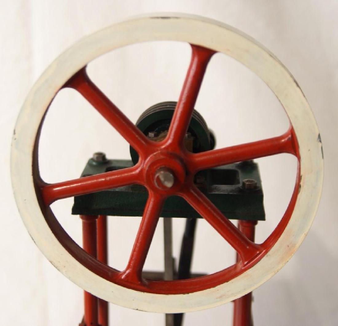 Live Steam Mechanical stationary engine - 3