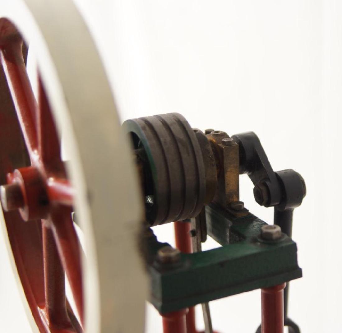 Live Steam Mechanical stationary engine - 4